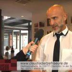 Benno Hagenbucher Friseure - Interview Sachsen Fernsehen