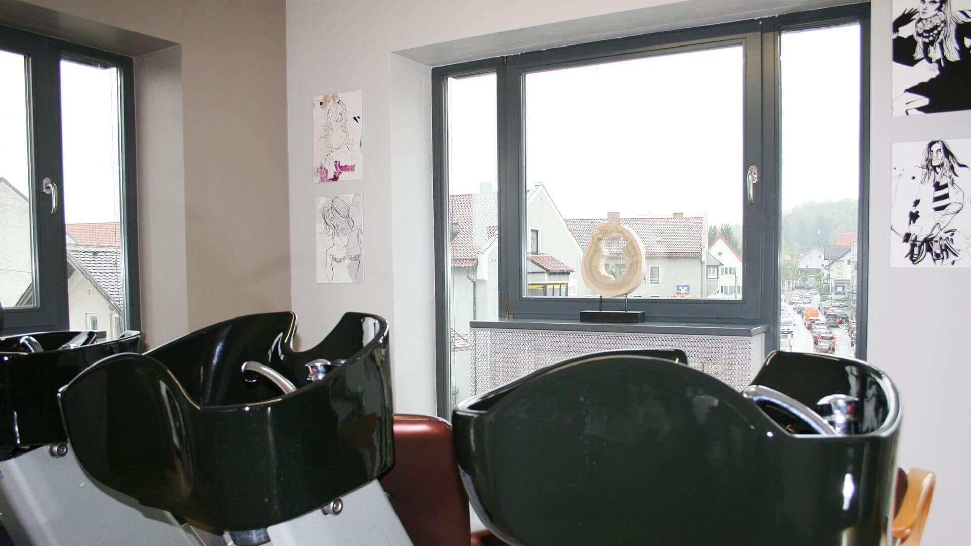 Benno Hagenbucher Friseure - Salon 3